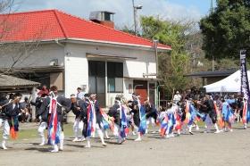 船木地区豊年祭