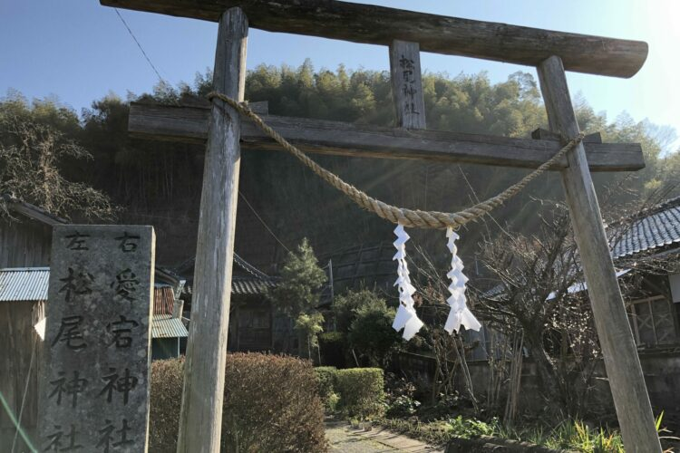 松尾神社 焼酎三蔵正式参拝