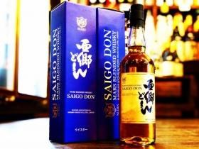 明治維新150周年記念ウイスキー 「西郷どん」SAIGO DON