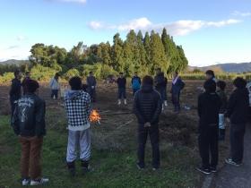 第4期 19歳の焼酎プロジェクト 芋掘り編