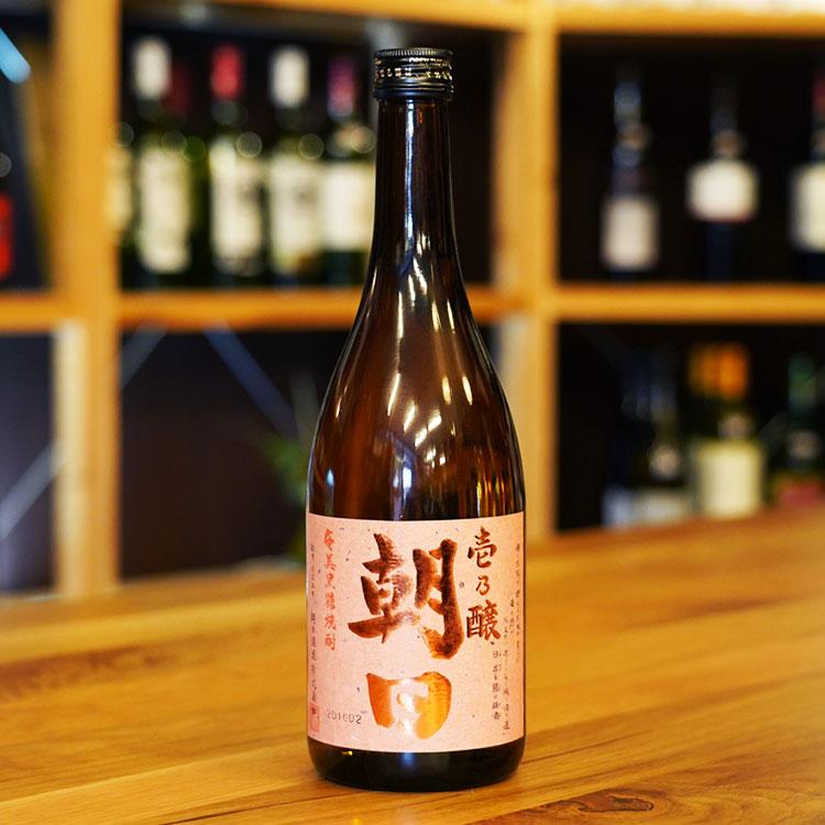 壱乃醸 朝日 25度 720ml 喜界島 朝日酒造