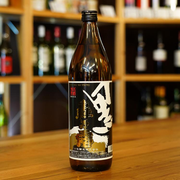 轟乃露黒 25度 900ml 小牧醸造