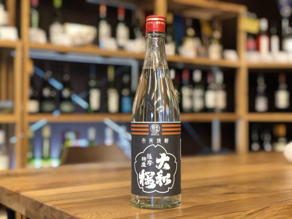 大和桜 ヒカリ 25度 720ml 大和桜酒造