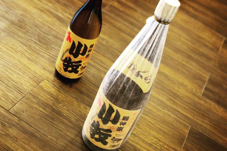 アイガモ農法米・有機栽培黄金千貫で醸されたオーガニックな芋焼酎「小牧 鴨神楽」の入荷!